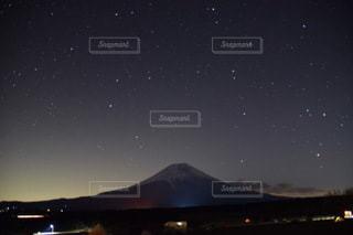 富士のふもとの写真・画像素材[3392735]