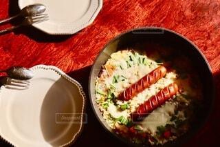 食べ物,おうちごはん,朝食,昼食,料理,おいしい,ソーセージ,ブランチ,ふたりごはん,おうちご飯,PR,ジョンソンヴィル