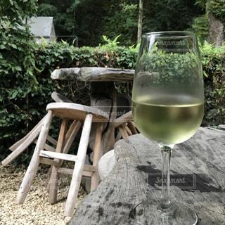 初夏のワインの写真・画像素材[714013]