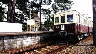 列車の写真・画像素材[2826432]