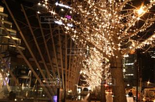 建物,屋外,イルミネーション,通り,グランフロント,グランフロント大阪,シャンパンゴールド