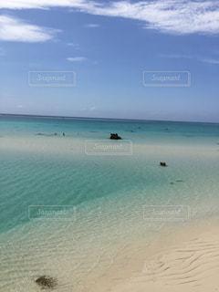 自然,風景,海,空,夏,屋外,太陽,砂,ビーチ,島,青,砂浜,水面,海岸,光