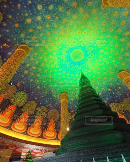 タイの寺院の写真・画像素材[3130101]