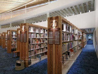 図書館の写真・画像素材[2897439]