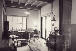 古民家カフェの写真・画像素材[2906453]