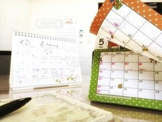カレンダーフォトの写真・画像素材[3011837]