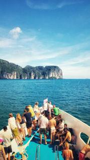 ピピ島への写真・画像素材[1218105]