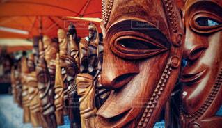 ニューカレドニアの市場にての写真・画像素材[1218175]