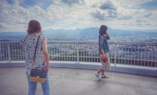 盛岡を眺めての写真・画像素材[1426055]