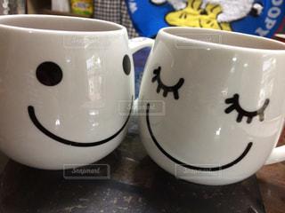 コーヒーカップのクローズアップの写真・画像素材[2894722]