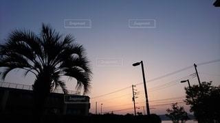 風景,空,太陽,朝日,景色,光,朝焼け,リゾート,明るい,鎌倉,グラデーション,海沿い,神奈川