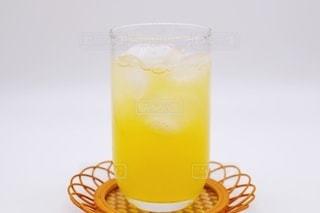 オレンジジュースの写真・画像素材[3491185]