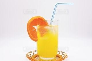 オレンジジュースの写真・画像素材[3491178]