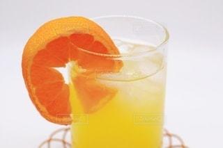 オレンジジュースの写真・画像素材[3491177]