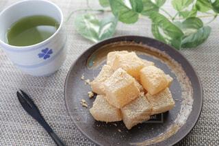 わらび餅の写真・画像素材[4342280]