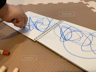 子ども,青,ペン,デザイン,こども,クレヨン,手書き,art,紙,おえかき,おうち時間