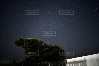 初めての星空撮影の写真・画像素材[3372299]