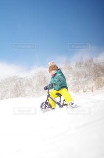 スノーストライダーの写真・画像素材[2944886]