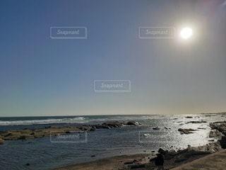 風景,海,空,屋外,太陽,朝日,海岸,水平線,光,元旦,初日の出,千葉県,房総半島,南房総市,令和元年