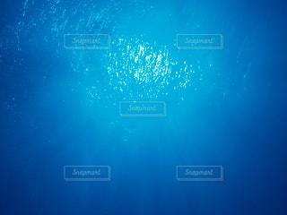 海,空,太陽,水面,泳ぐ,光,水中,ダイビング,スキューバダイビング