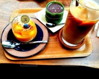 コーヒーと洋と和の写真・画像素材[2889970]