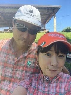 夏ゴルフの写真・画像素材[3617621]