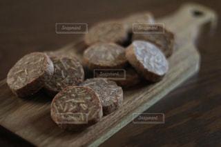アーモンドクッキーの写真・画像素材[2876742]