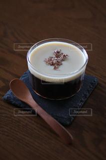 コーヒーゼリーの写真・画像素材[2882403]