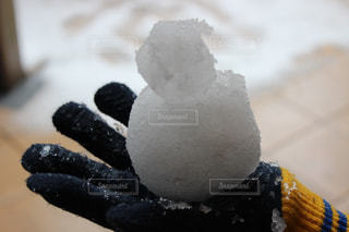 雪だるまの写真・画像素材[2888039]