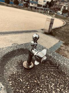 近くの公園。の写真・画像素材[2925964]