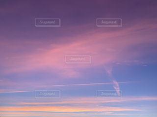 空,ピンク,太陽,雲,紫,幻想的,光,日の出