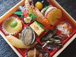 おせち料理の写真・画像素材[4027966]