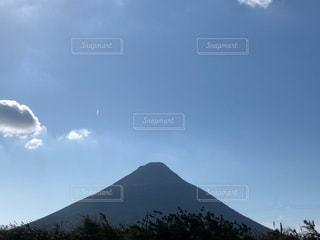 自然,空,太陽,飛行機,山,光,高原,真上,天に向かって