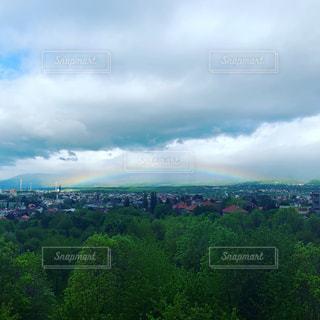 空,太陽,虹,光