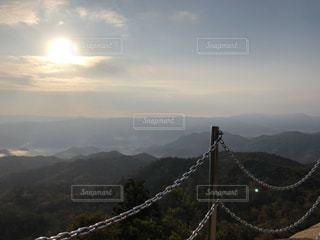 山の景色の写真・画像素材[2880692]
