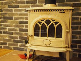 暖炉の写真・画像素材[2969110]