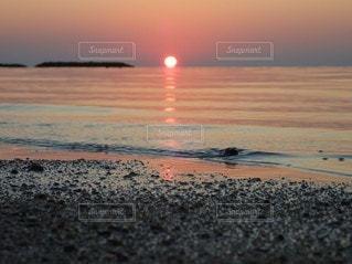 海,空,太陽,ビーチ,光,浜辺,サンセット