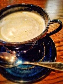 ランチ休憩のカフェでのコーヒーの写真・画像素材[2891625]