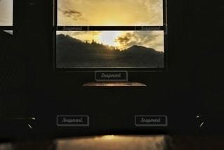 車窓からの眺めの写真・画像素材[2882075]