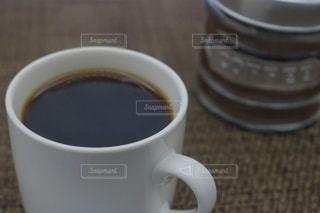 ブラックコーヒーの写真・画像素材[2891035]