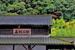 嘉例川駅の写真・画像素材[2899028]