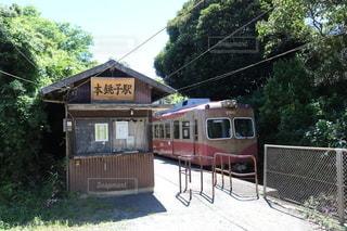 本銚子駅の写真・画像素材[2899666]
