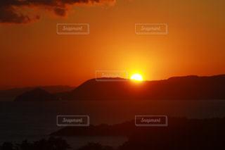 自然,風景,空,太陽,光,日の出,初日の出