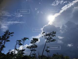 自然,空,雨,太陽,雲,沖縄,光,快晴,くもり,日中