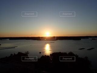 日の出の写真・画像素材[2899840]