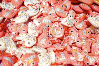 ピンク,神社,おみくじ,小江戸,鯛,川越,氷川神社,釣る