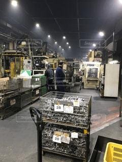 製造工場の写真・画像素材[2899980]
