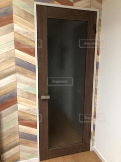 ドアのクローズアップの写真・画像素材[2926250]