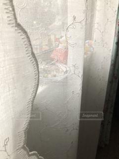 カーテンの写真・画像素材[3365758]