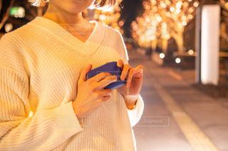 女性,1人,イルミネーション,人,グランフロント大阪
